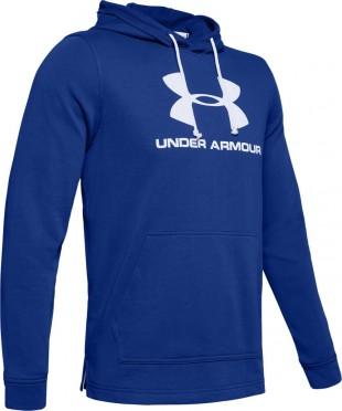 sportstyle terry logo hoodie