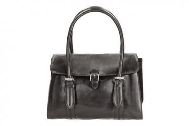 toronto lake black leather