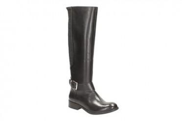 pita dakota black leather