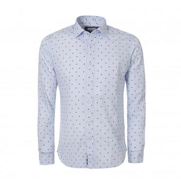 mathias shirt ls slim