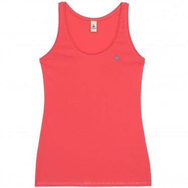 apres-sport chronic calendula tank w pink