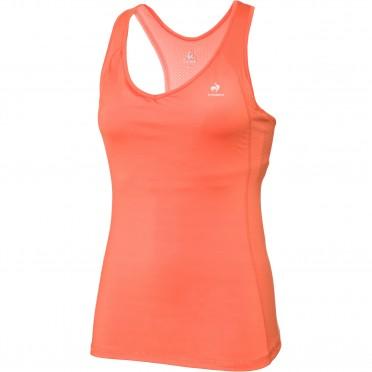 cardio typha tank w orange