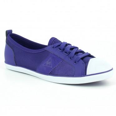 lorette satin purple