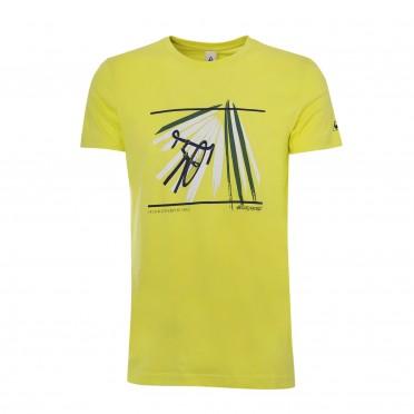 graphic lf ordanche tee ss m lemon tonic