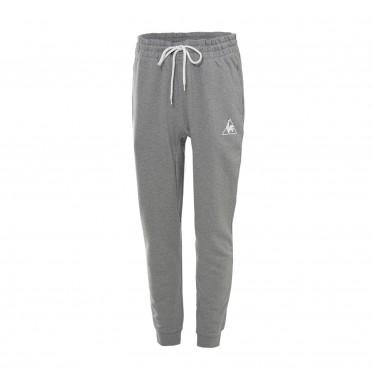 chronic tapered pant m light heather grey