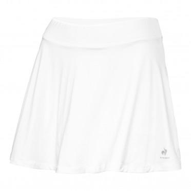 tennis match alight skirt w optical white