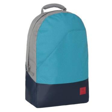 inspired backpack tile blue/dress blues/beton