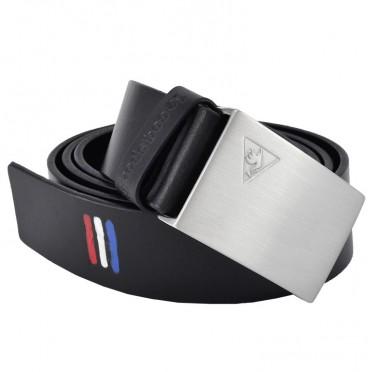 small acc leather belt n°1 black