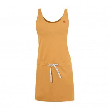 training bertille dress w mock orange