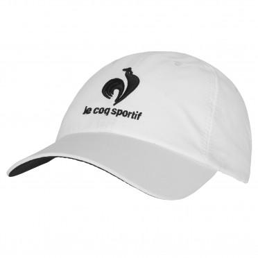 tennis match cap white