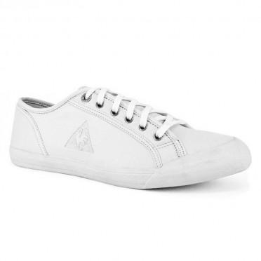 deauville plus lea white/silver