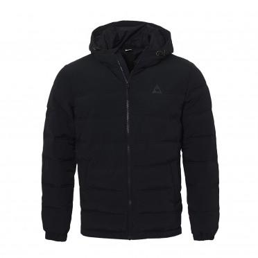outerwear bavone jacket m black