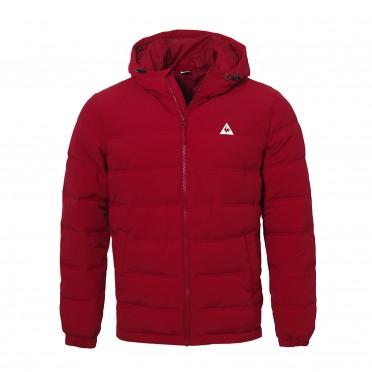 outerwear bavone jacket m original rouge