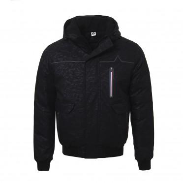 coq d'or epiri jacket m black camo