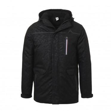 coq d'or episto jacket m black camo