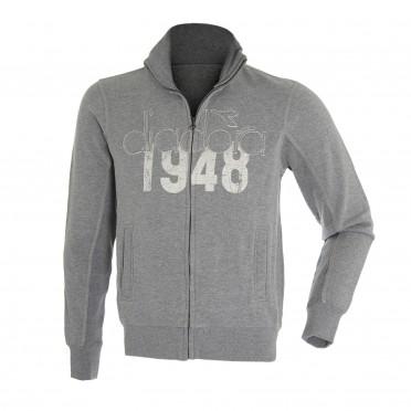 garment dyed jacket fz hd