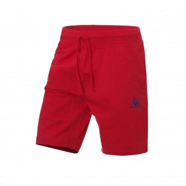 pant bar short m bright red