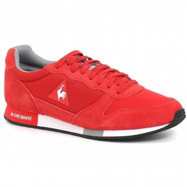 alpha jersey vintage red/titanium