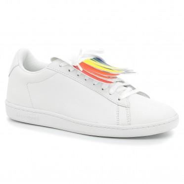 courtset optical white/multicolor