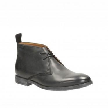 novato mid black leather
