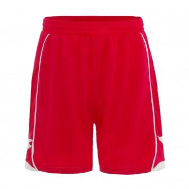 kingston shorts red