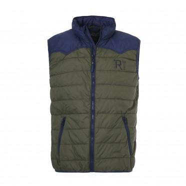 m-padded western vest