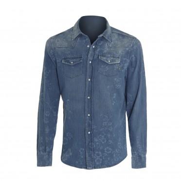 m-wester slim shirt