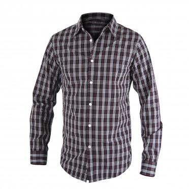 m-camicia ml nero