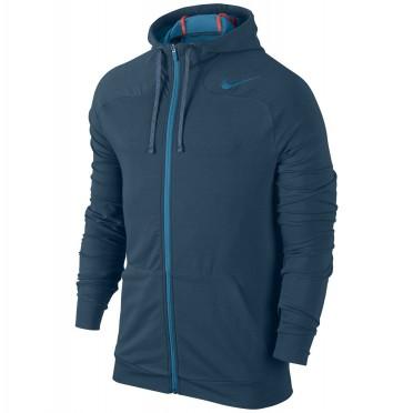 dri-fit touch fleece fz hoodie