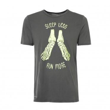 run p sleep less run more tee
