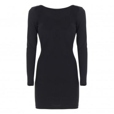 w dress black