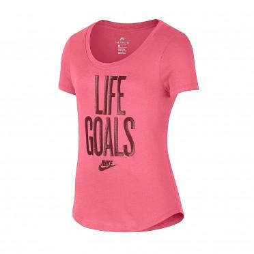 g nsw tee scoop life goals