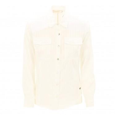 w camicia white