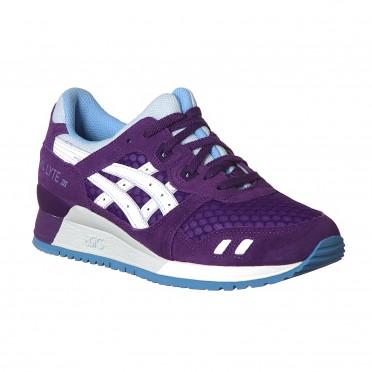gel lyte iii purple/wht