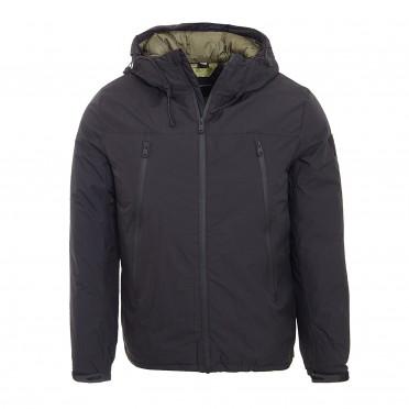 m jacket nero