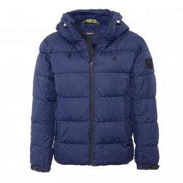 m jacket blue