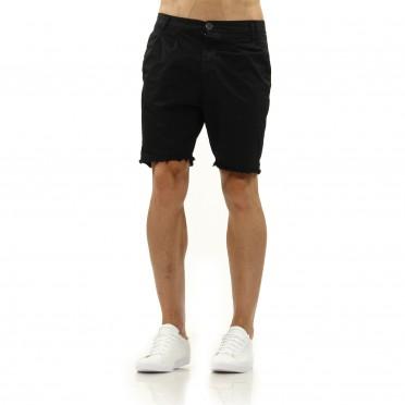 chino short pant black