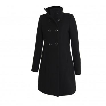 w-cappotto nero