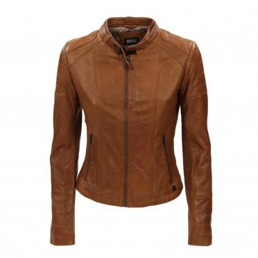 w-leather jacket