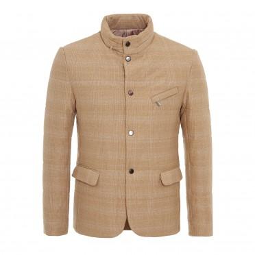 m jacket cammello