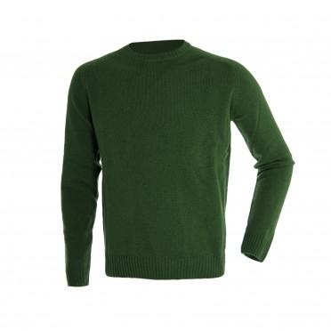 m-maglia g/collo ml verde