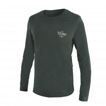 m-t-shirt g/collo ml  verde