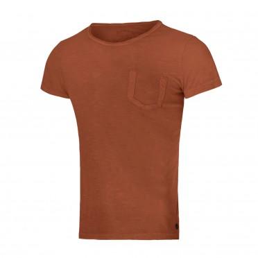 m-t-shirt s/s orange