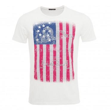m-t-shirt s/s off white