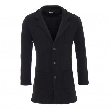m coat black