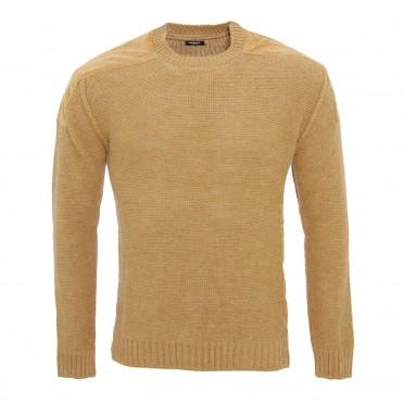 m sweater cammello
