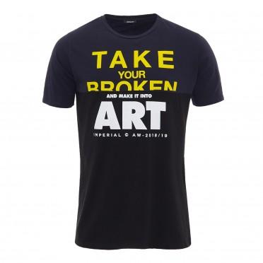 m t-shirt imp art