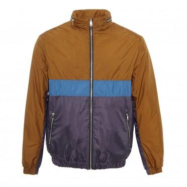 m jacket brown