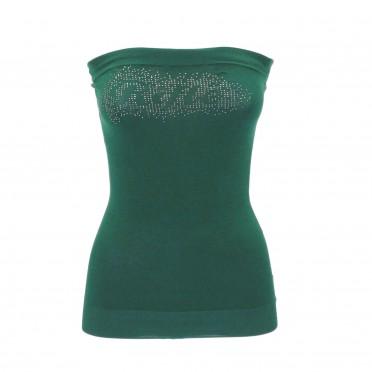 w-top maglia verde