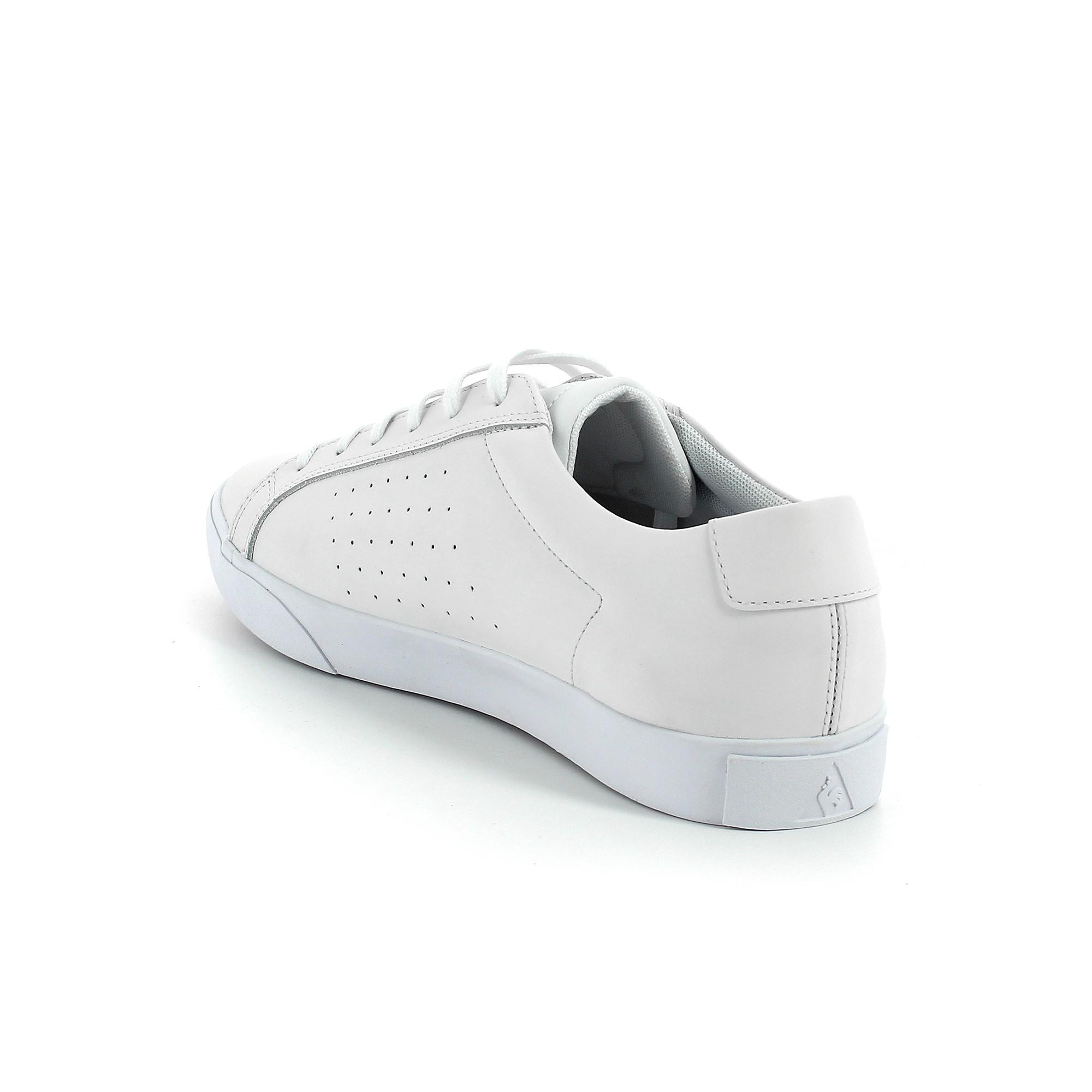 sneakers sneakers le coq sportif prestige court lea white ... e79d2abed117